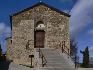 L'abbazia benedettina di S. Leonardo (Sec. XI) a Montetiffi