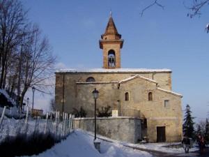 La chiesa di Strigara