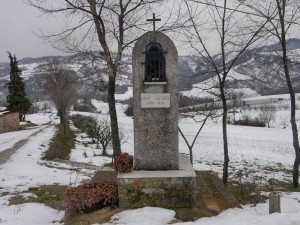 Maestà al bivio Ripalta - C. Sabatini